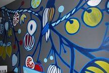 Murals Shmurals / by Lindsay Boseman