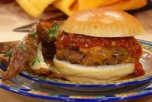 Burgers, Pizza, Sandwiches / by Sherry Woods