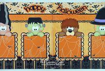 Scrapbook--Halloween / by Ruth Ward