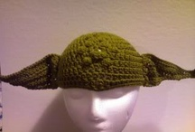 Crafting - Knit & Crochet / Really awesome knitting and crochet. / by Julia Grace Arts