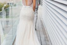 Ideas for wedding dress / by Bri Dazzle