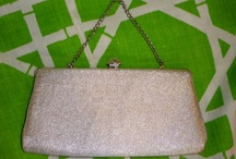 bridesmaid clutches / by Christine Saunders