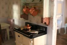 Hummingbird Cottage: Renovating and Decorating My Dollhouse / by Claudia Hill-Sparks