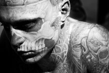 zombie boy / There's just something about him :) / by Amanda Brandt