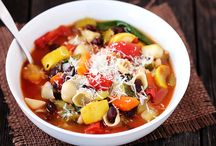 Soups & Stews / by Becky Rappe