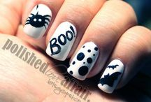 Halloween nails  / by Reachel Hempel
