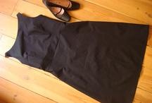le petit robe noir / by Marta Vinci