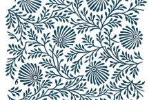 33 - Textile Pattern / by Juliie Vaang ♡