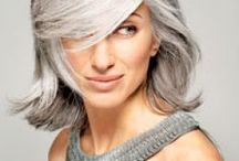 Going Grey / by Mary Ellen McMahon