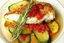 Stove top chicken recipes / by Britney Tresch