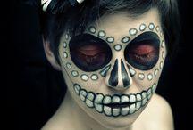 dia de los muertos / by Zoe Wylychenko