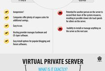 Infographics  about the WEB / by Seeger Consulting Inc.