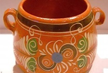 Mexican Bean Pots / by Beth Weathers