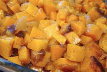 Squash Dishes / by Kathleen Waheed