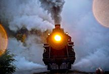 Engines&Railroads / by Samoshkina Irina