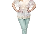 Plus-Size Models BBW / by Angela Rose Goode
