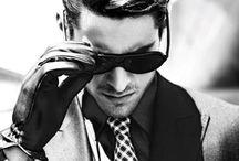 The Gentleman Sartorialist  / Suit up, Gentlemen // A Pinch of Prep, A Dash of Class / by Erfi Azhar