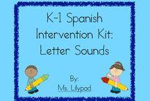 Bilingual Kinder / by LadyBeatz García