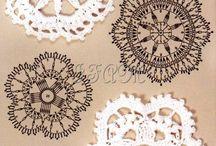 Crochet motifs / by Katy Wickens O'Brien