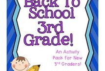 Third Grade Fun / by Danielle Price
