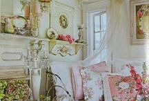 Shabby chic comfort / by Mary Miller