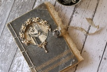 Altered Books and Things / by Meschill Billington