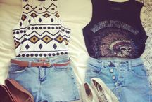 clothes / by Hannah Dawson