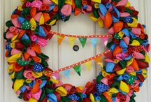 Wreaths / by Michelle Martin