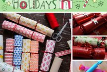 Holidays and party / by Miss Abner