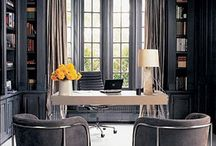 HOME OFFICE  / by Angela Magee Welch