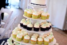 Sweet Treats / Delicious wedding desserts  / by Misselwood at Endicott College