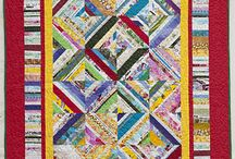 Selvage quilts / by Kathleen Brady