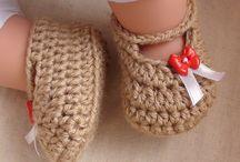 Baby Crochet / by Tricia Herriman