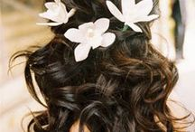 Hair styles for weddings / by Colleen Page