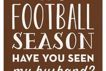 Football Season Fun / by Jade Terry