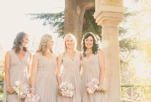 Bridesmaids  / by Wedding Material