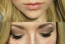 Makeup<3 / by Krystina Britt