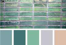 Colors / by Julia Balfour, LLC