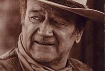 Celebrities - John Wayne / by Patti Craven