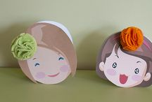 handmade gifts for kids / by Laura Versteeg @ onthelaundryline.com