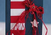 Red, White, and Blue / by Sharon Howard