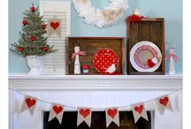 Valentines craft ideas❤ / by Heather Larson