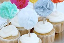 Pom Poms & Baby Showers / by Amanda Nagy