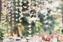 Wedding origami / by Emma Bryan