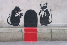 Banksy / by G T