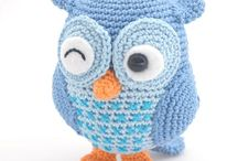 Toys / Crochet patterns for toys and other toy stuff / by Anna Florijn