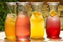 Juice Jars / Juices and such in Weck Jars / by weck jars