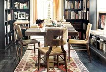 DINING & BREAKFAST ROOMS / by jennifer john interiors