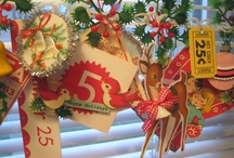 Holiday-Christmas-Decorations / by Thressa Lambert