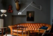 Magnificent Man Caves  / by High Fashion Home